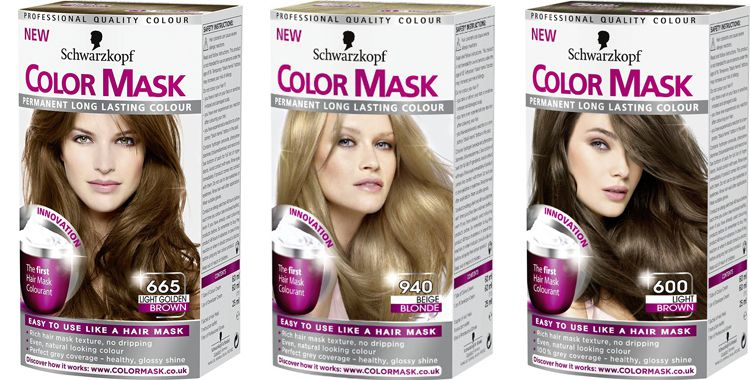 loreal color mask краска